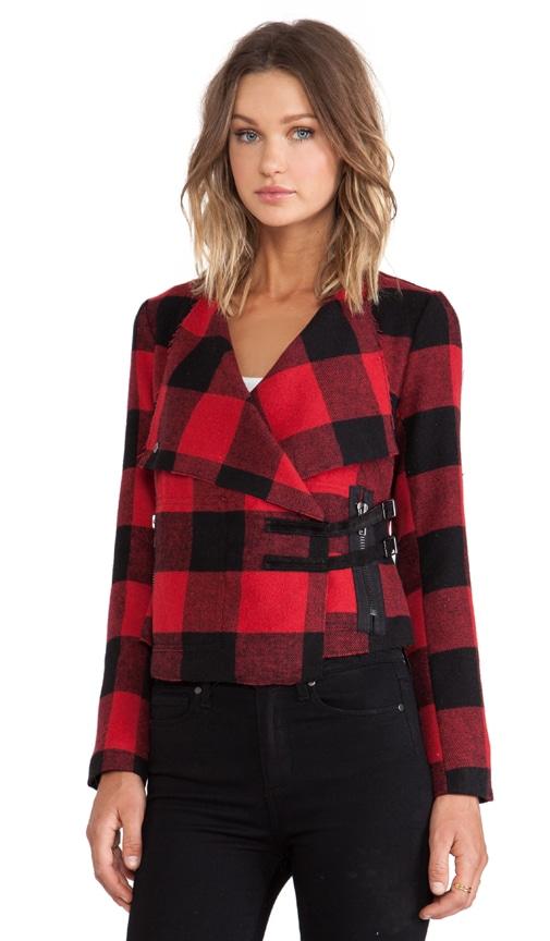 Rosanna Plaid Jacket