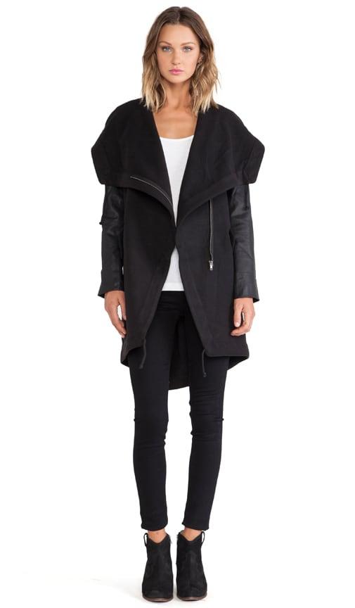 Meilani Drape Front Jacket
