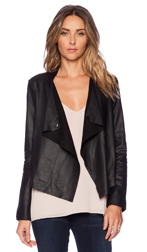 Rissi Leather Jacket