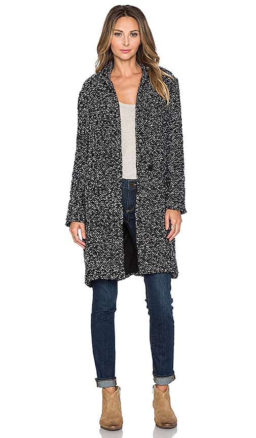 BB Dakota Donovan Coat in Black