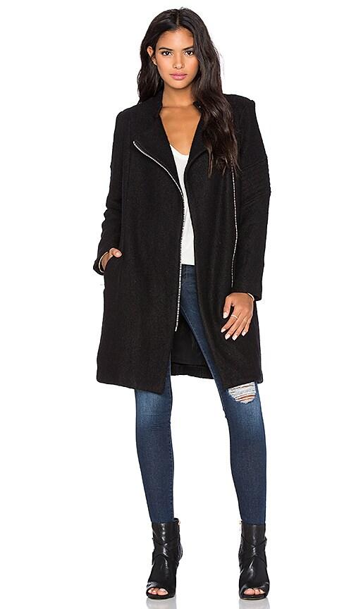 BB Dakota Grayson Coat in Black