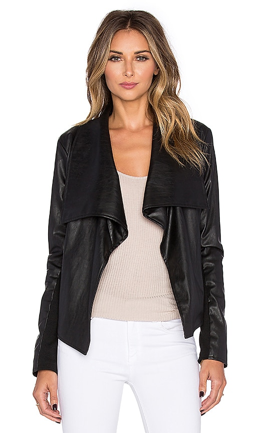 BB Dakota Jack by BB Dakota Rizzo Jacket in Black