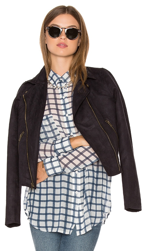 BB Dakota Jack By BB Dakota Calipatria Jacket in Black