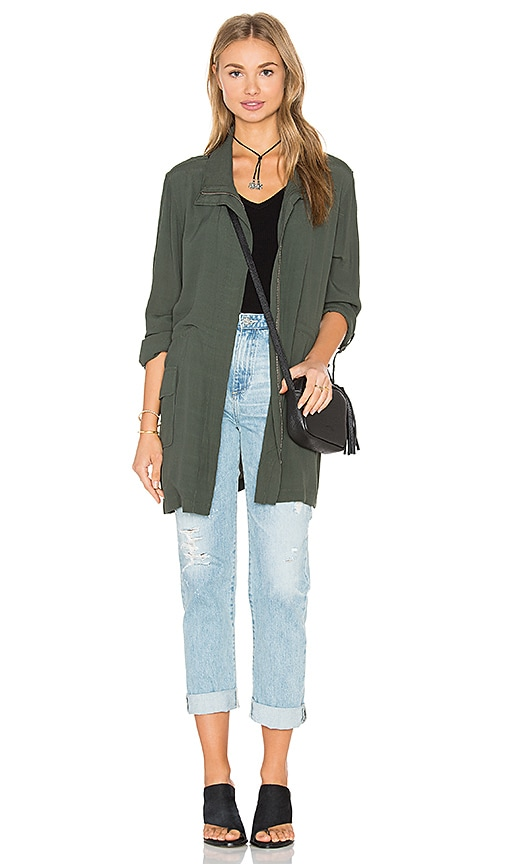 BB Dakota Cecelia Jacket in Green