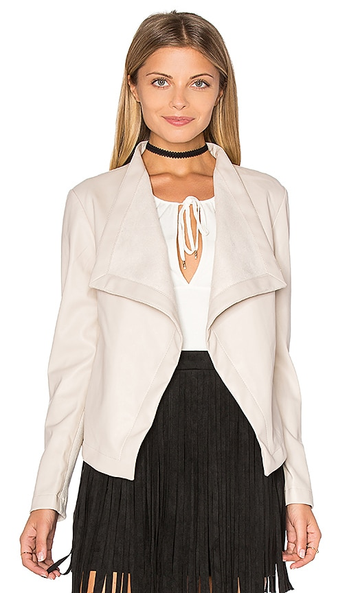 BB Dakota Peppin Jacket in Beige