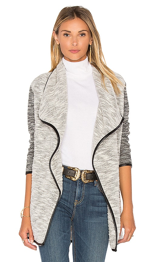 BB Dakota Jack By BB Dakota Daphene Jacket in Gray