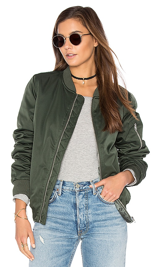BB Dakota Atwood Jacket in Army