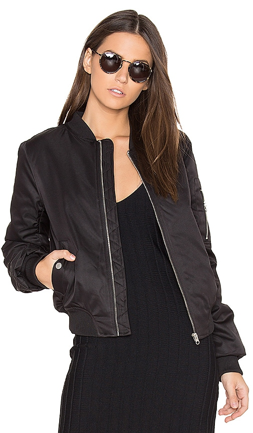 BB Dakota Atwood Jacket in Black