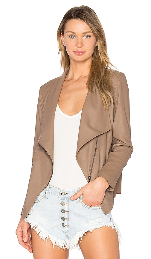 BB Dakota Kenrick Jacket in Brown