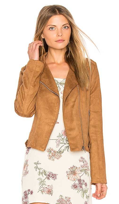 BB Dakota Jack by BB Dakota Johanness Jacket in Brown