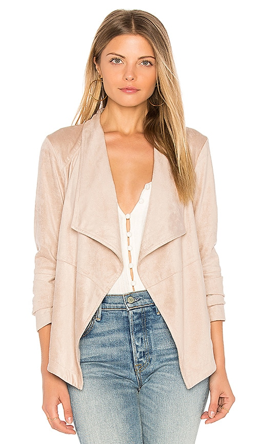 BB Dakota Wade Jacket in Taupe