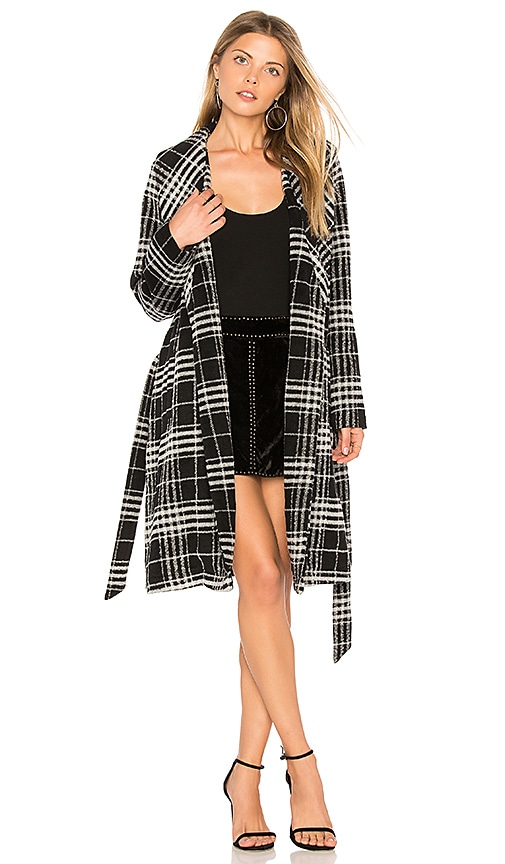 BB Dakota Kennedi Coat in Black