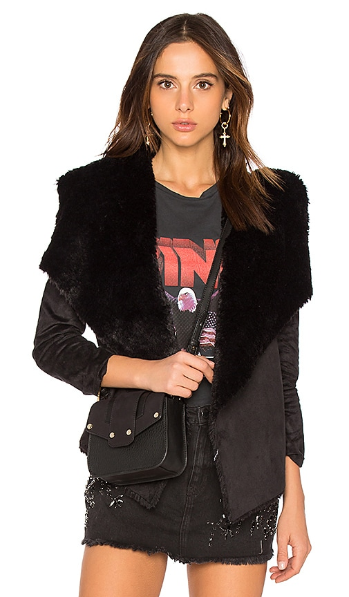 BB Dakota JACK by BB Dakota Benette Jacket in Black