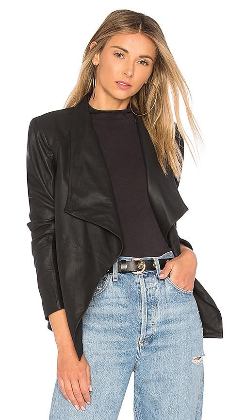 BB Dakota Rowe Jacket in Black
