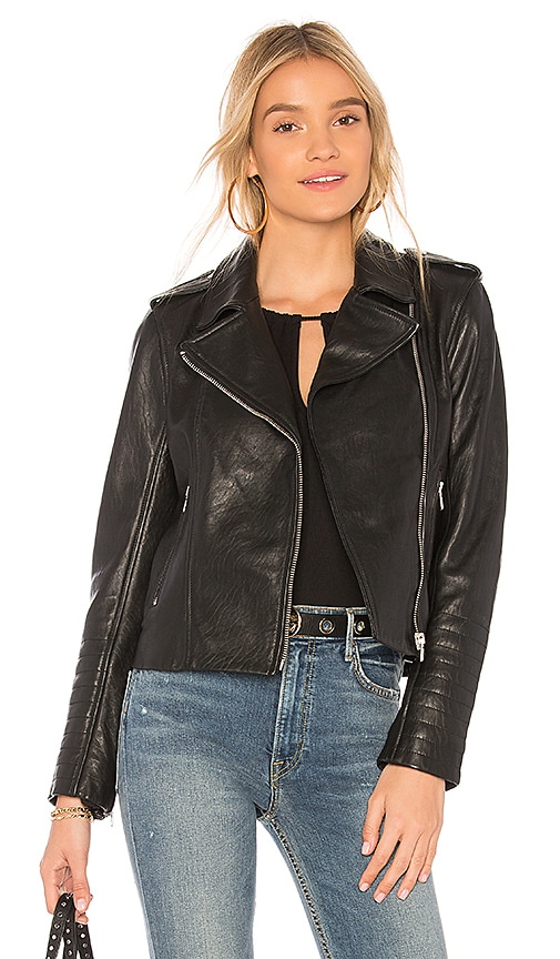 BB Dakota Mathew Jacket in Black