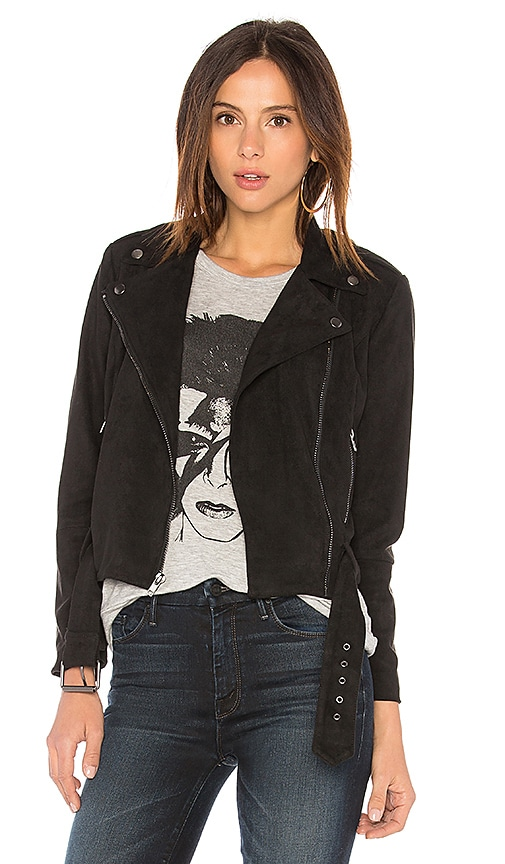 BB Dakota Waller Jacket in Black
