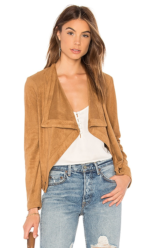 BB Dakota Arly jacket in Brown