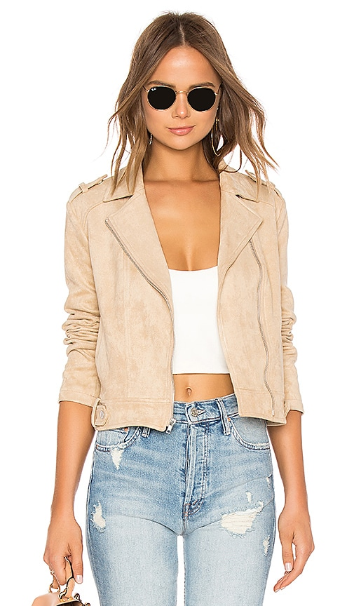 BB Dakota Weir Jacket in Cream