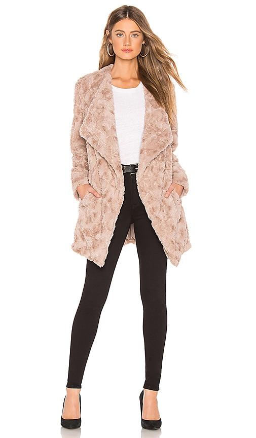 Tucker Faux Fur Jacket by Bb Dakota