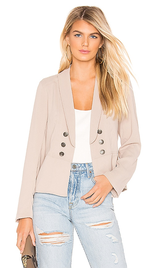 JACK by BB Dakota Take The Reins Blazer