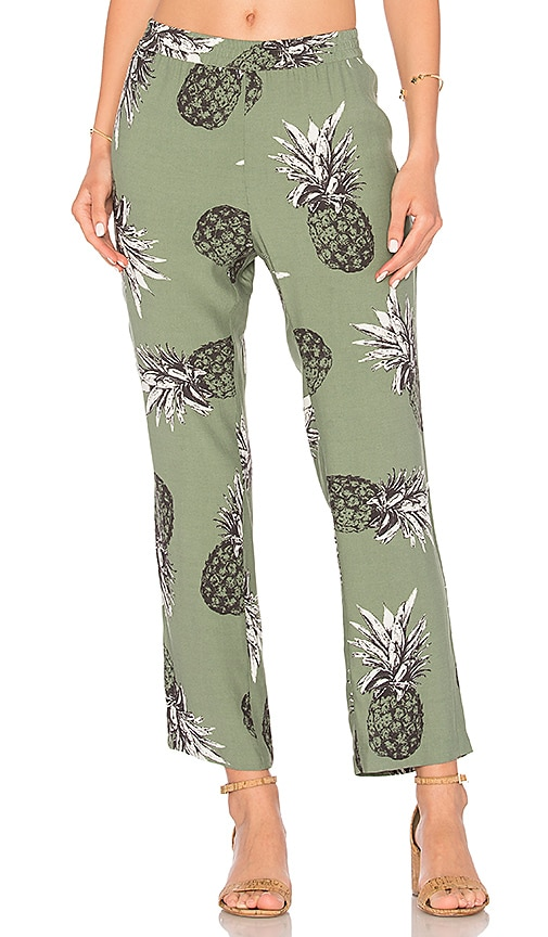 BB Dakota Issak Pants in Sage