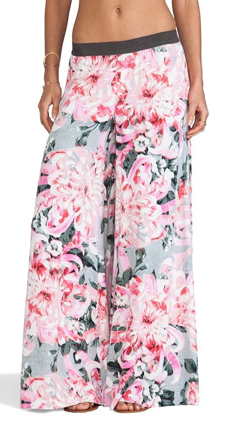 Sundra Wide Leg Floral Pant
