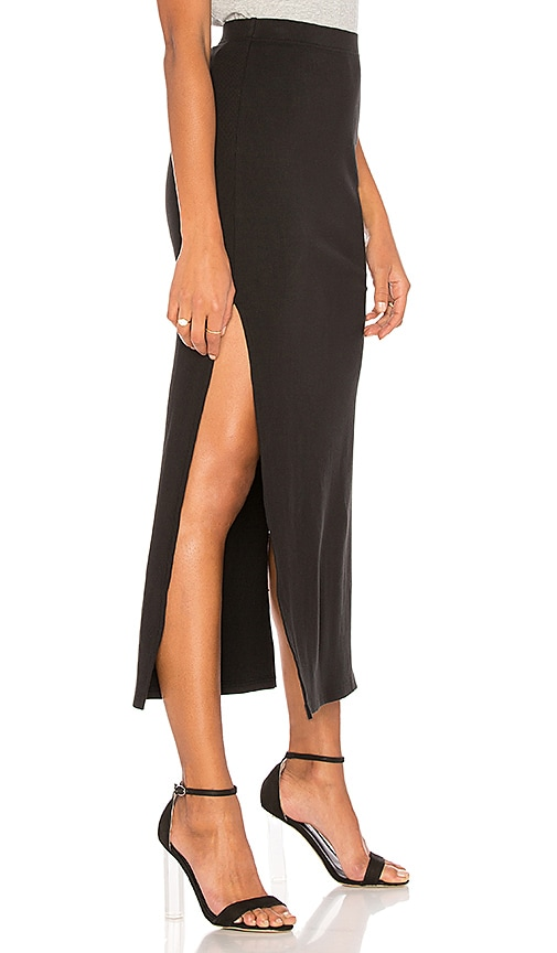 BB Dakota Jack By BB Dakota Mattison Skirt in Black