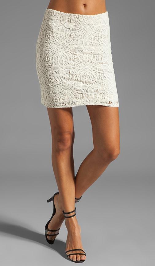 Fionna Lace Mini Skirt