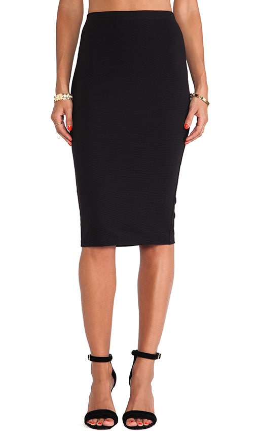 South Ponte Pencil Skirt