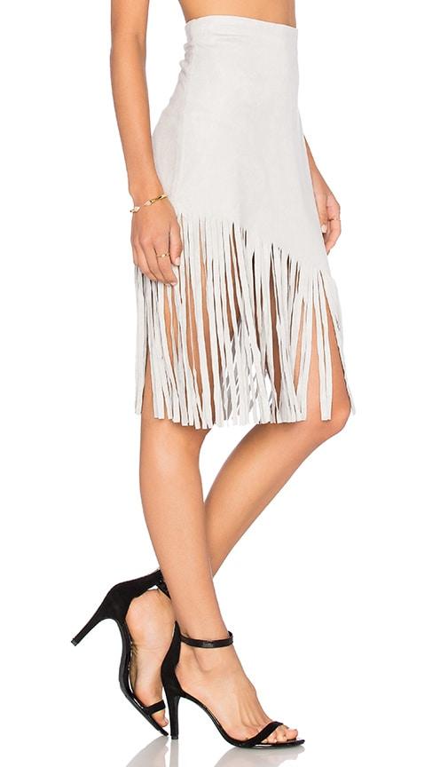d60741cbe BB Dakota Jesper Skirt in Light Grey durable modeling - www.smcmy ...