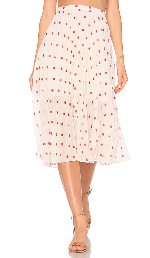 BB Dakota Ginevra Skirt in Ivory