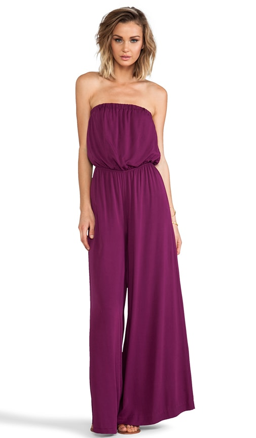 Nahal Wide Leg Jumpsuit