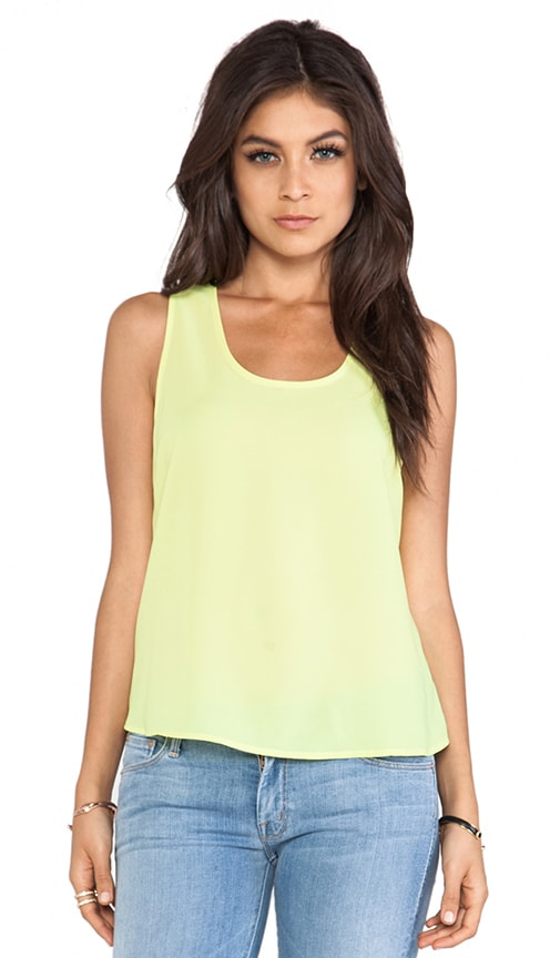 Leland Cut Out Tank