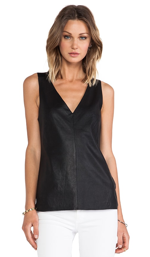 Lanis Leather Tank