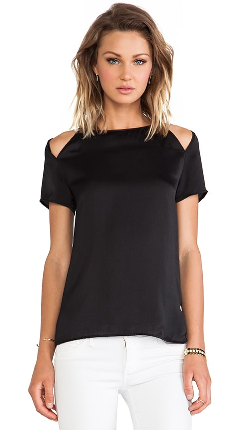 Selma Cut-out Top