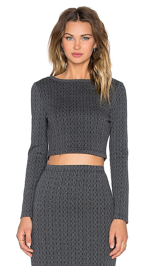 Jack by BB Dakota Crop Top