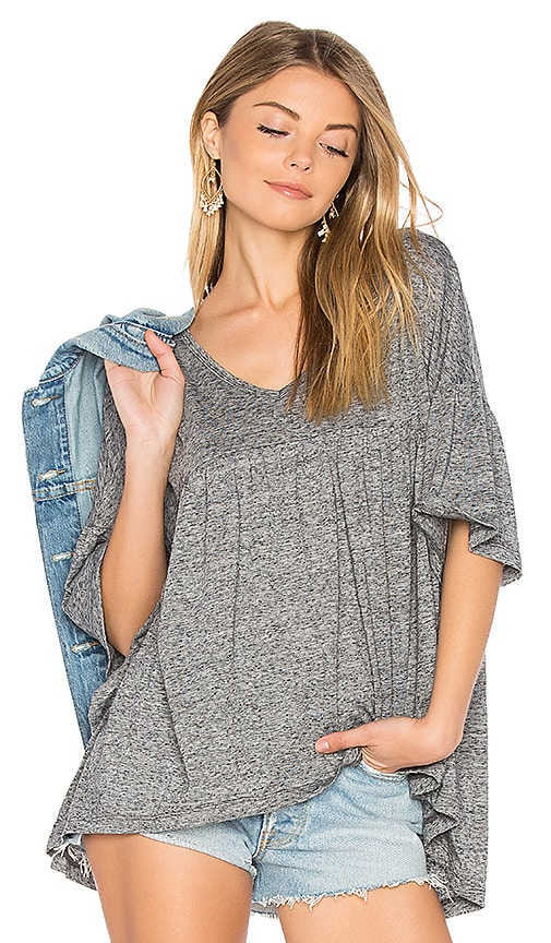 BB Dakota Jack by BB Dakota Oday Top in Gray