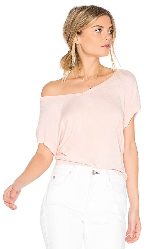 BB Dakota Jack by BB Dakota Taymar Tee in Pink