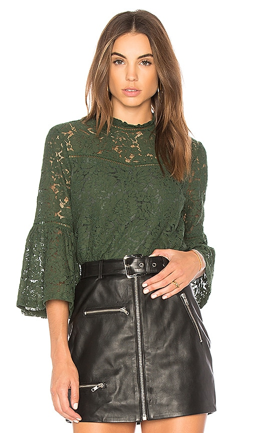 BB Dakota JACK by BB Dakota Miley Top in Green