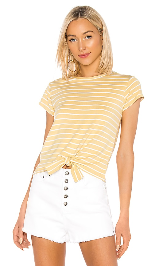 Stripes Ahoy Top