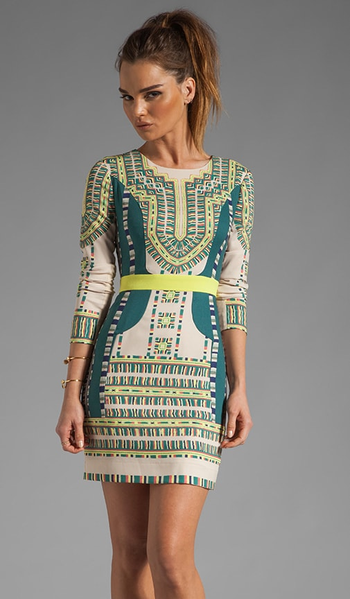 Runway Odette Embroidery Dress