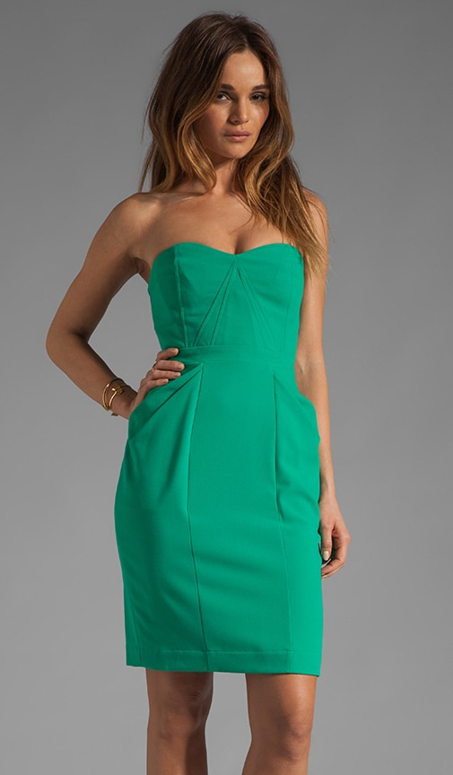 Strapless Dress