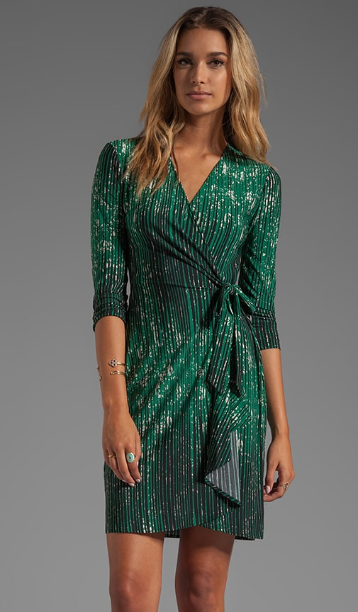 Adele Wrap Dress