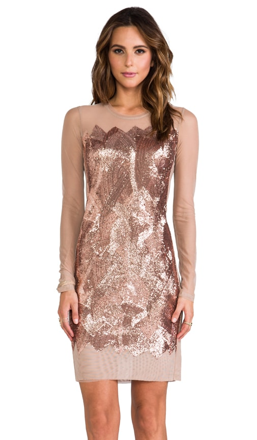Anaya Sequin Dress