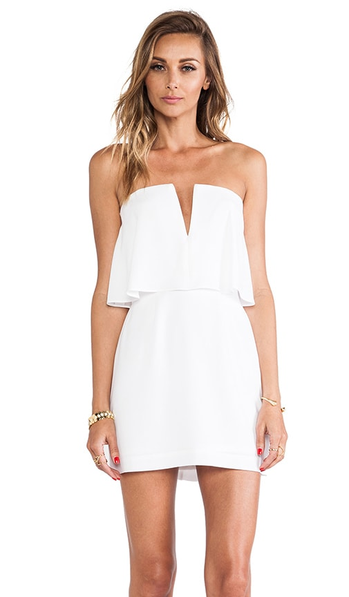 Kate Strapless Mini Dress