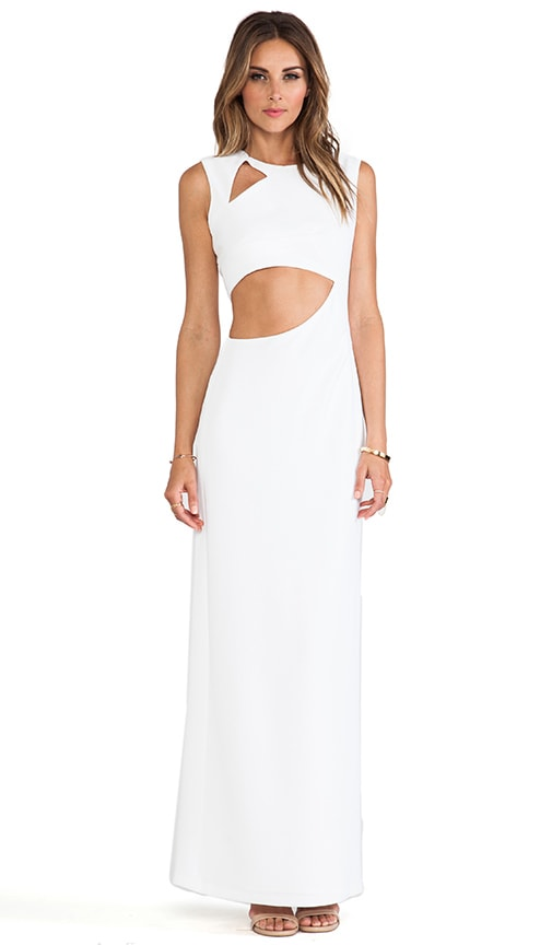 Kimora Cut Out Maxi Dress