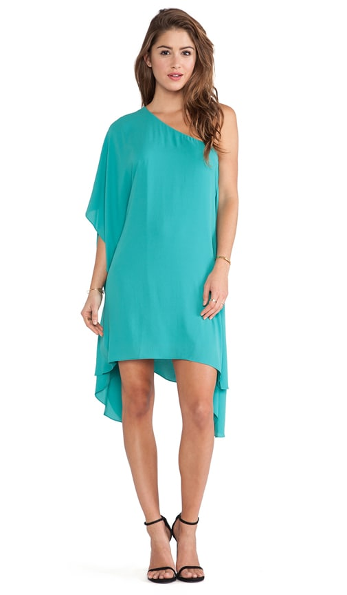 Alana One Shoulder Dress