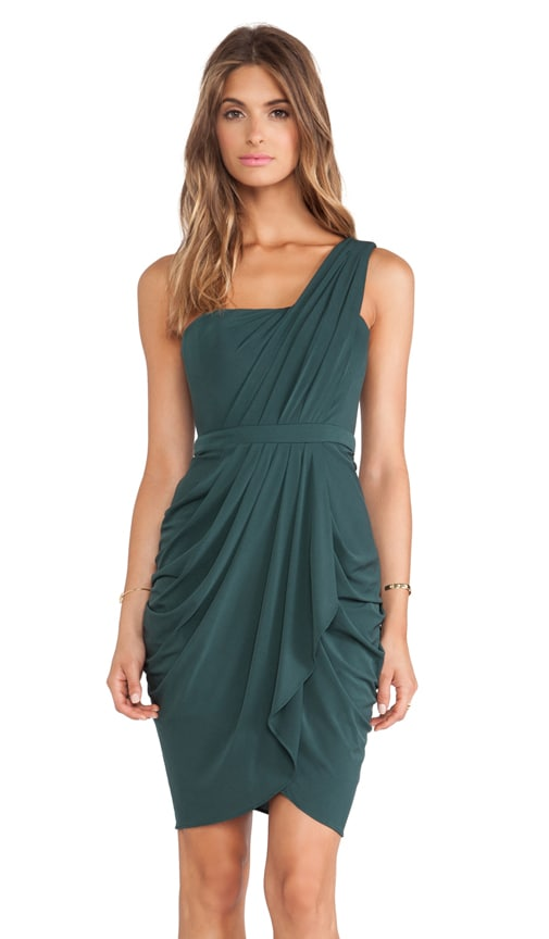 Julieta One Shoulder Dress