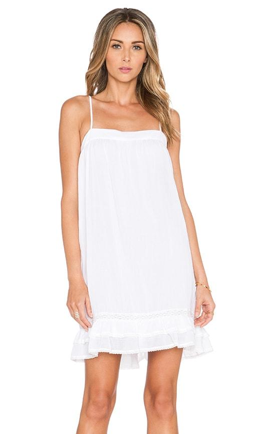 BCBGMAXAZRIA Aisha Dress in White