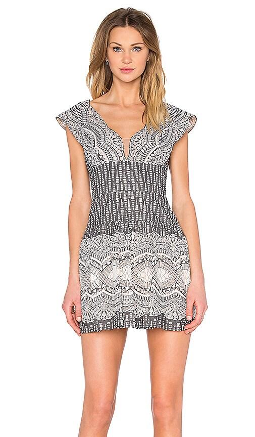Carolena Scallop Dress